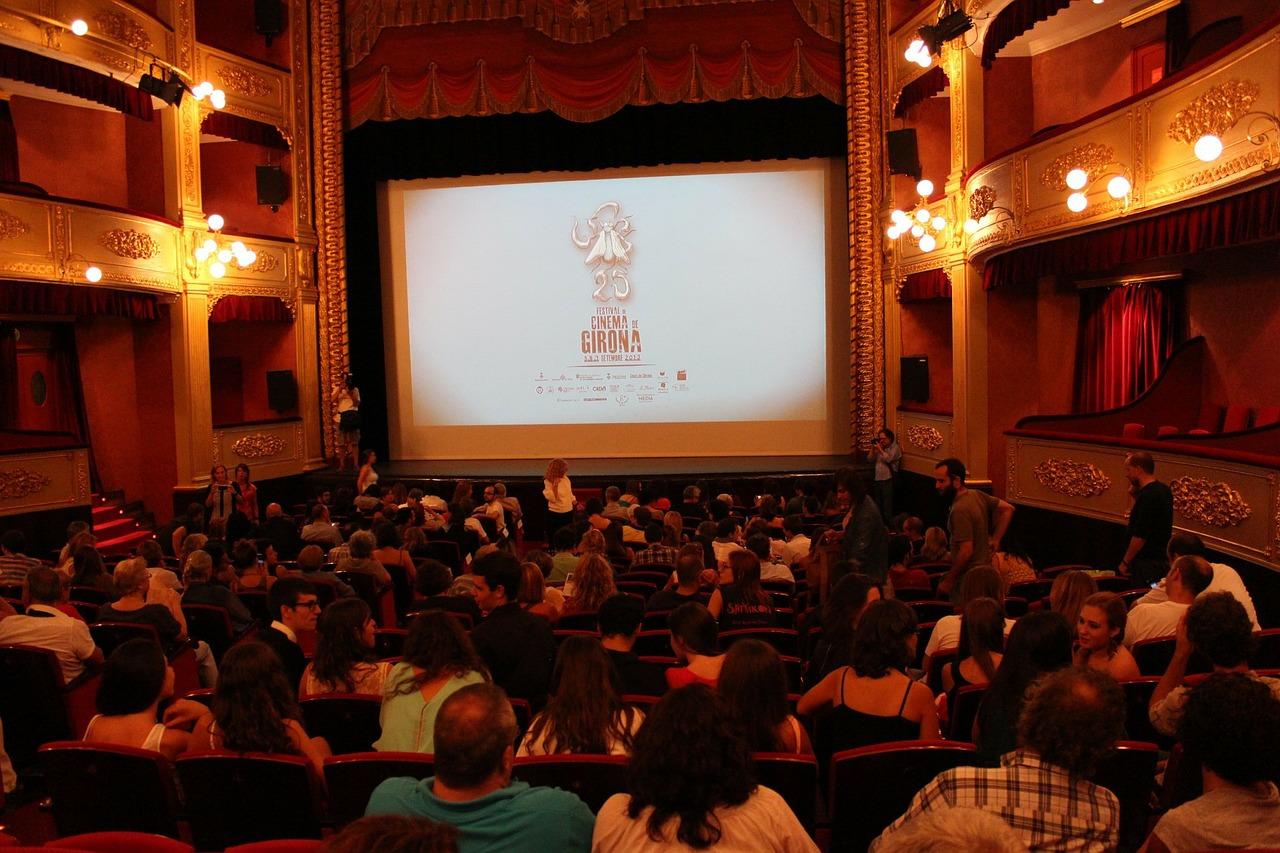 Mapa polskich festiwali filmowych